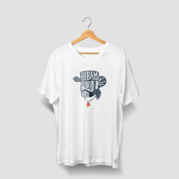 "T-Shirt ""Killed By Death"" Homme - Bibam"