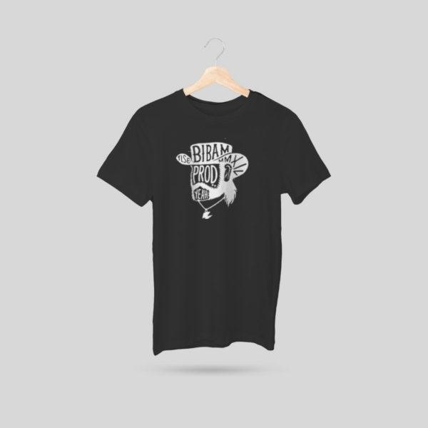 """T-Shirt """"Killed By Death"""" Femme - Bibam"""